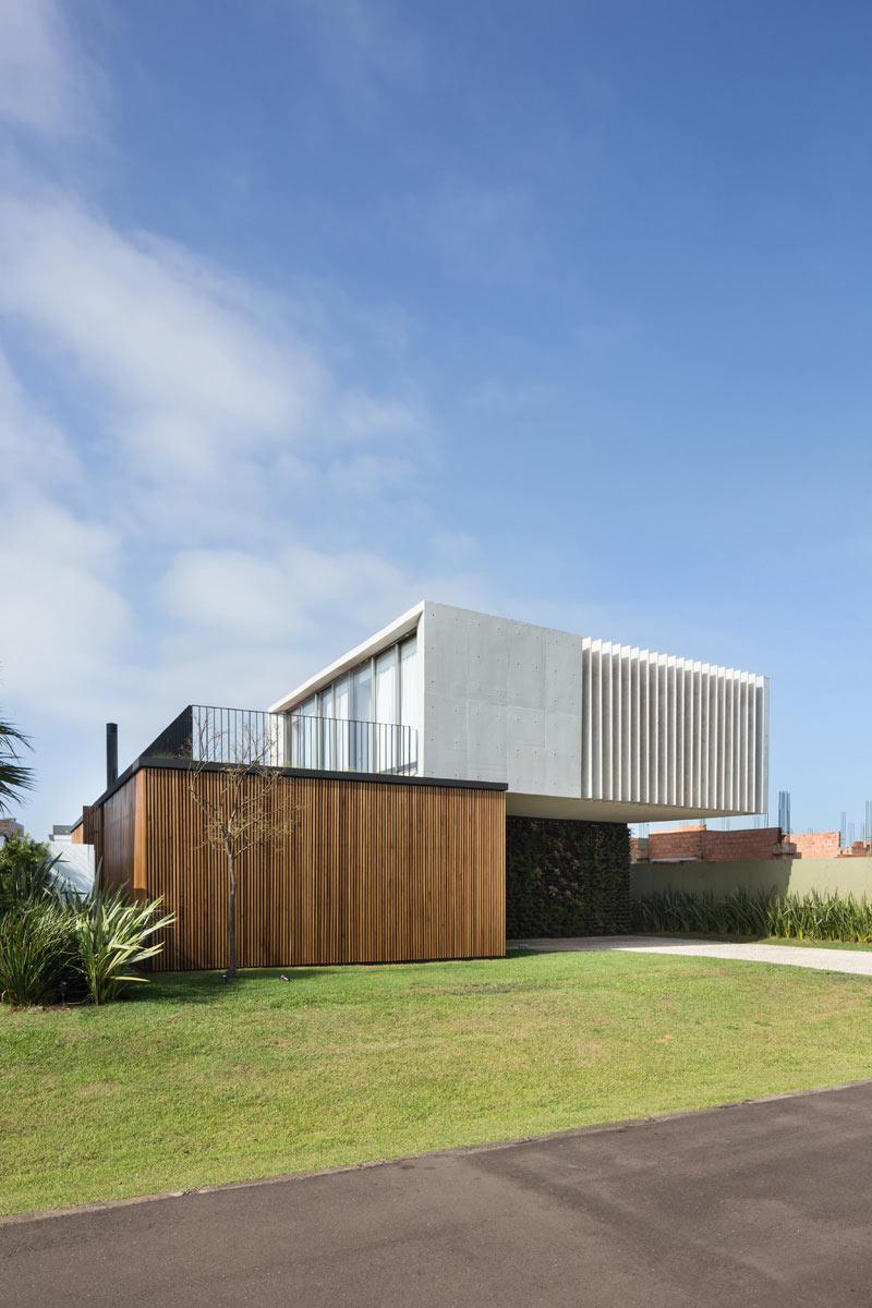 Бразильский пляжный домик для отдыха