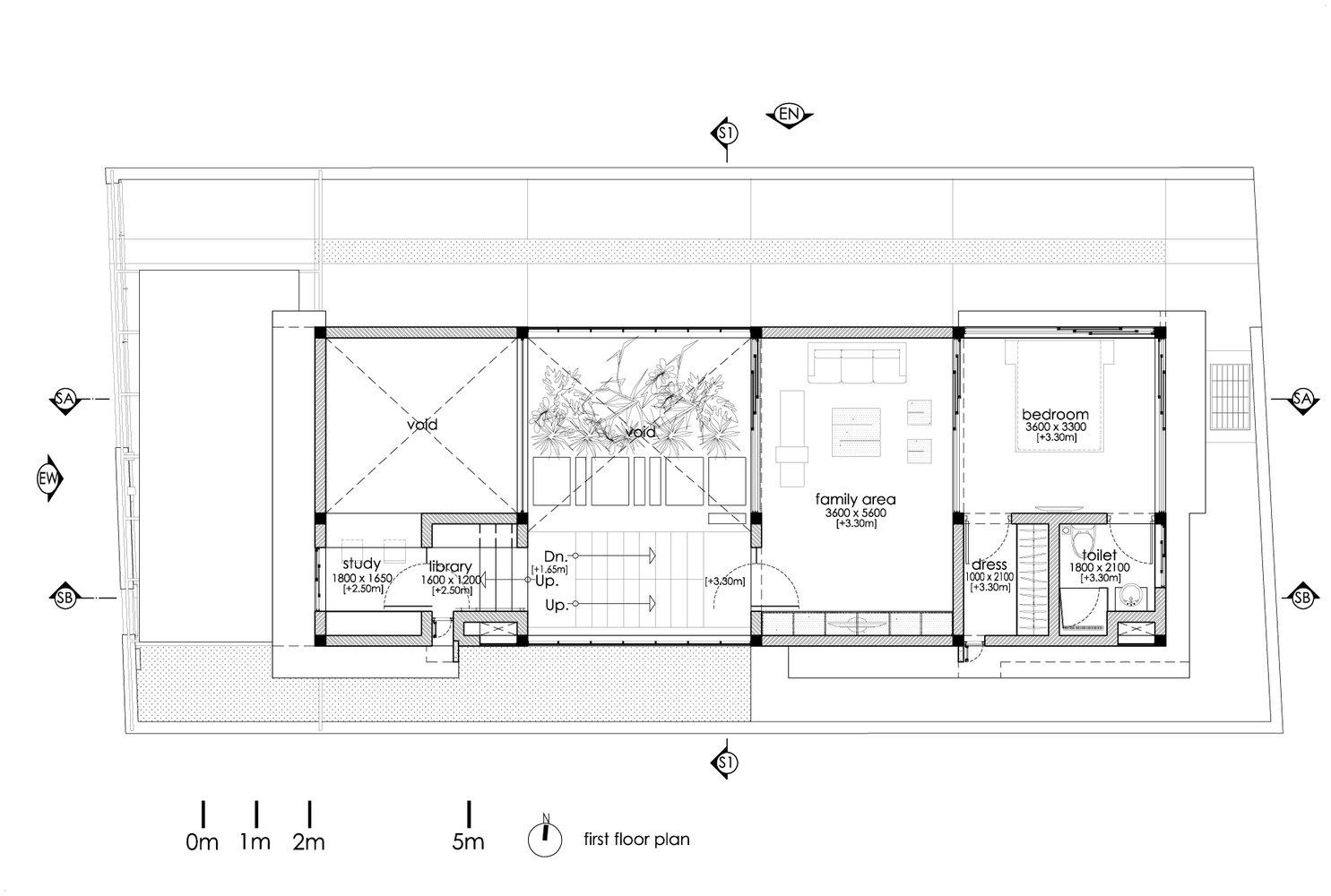 великолепный дом с крытым атриумом28