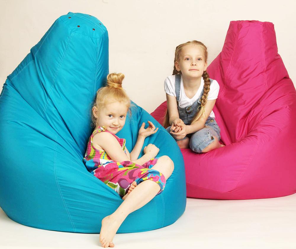 Груша кресло подходят для любого возраста