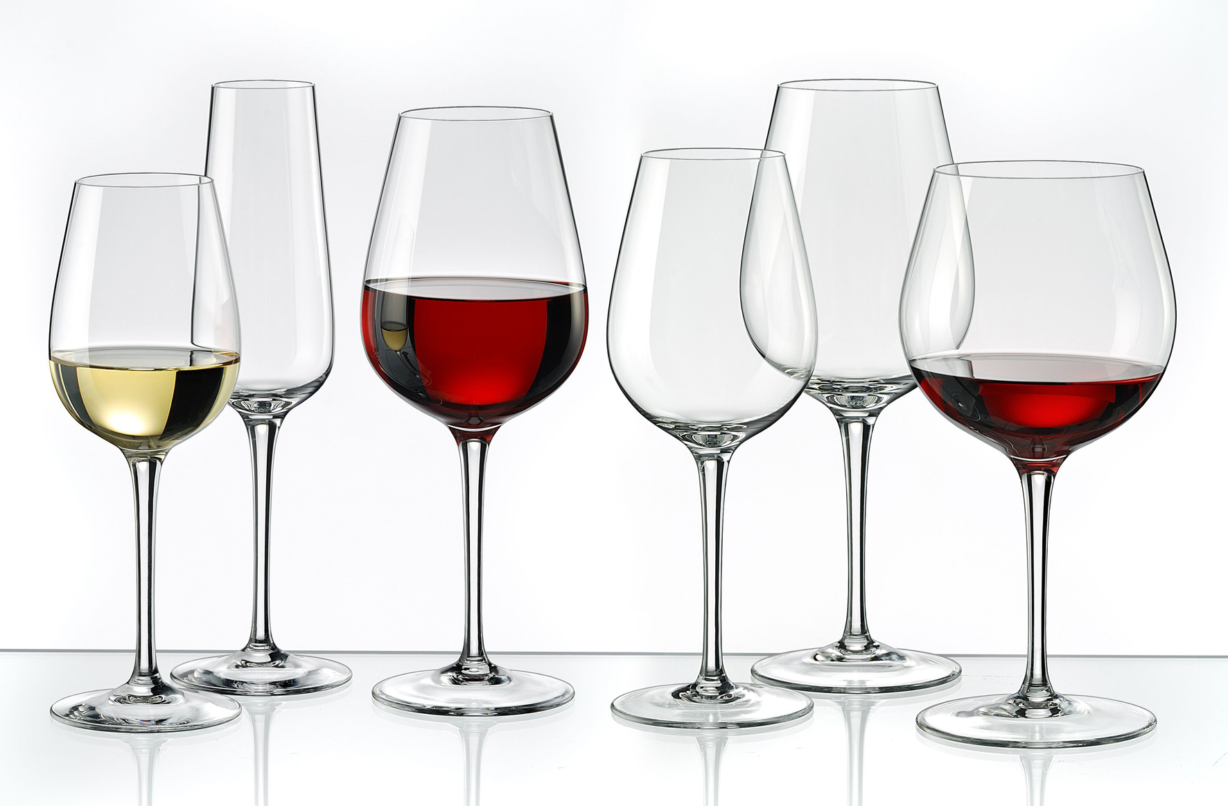 Выбор бокалов