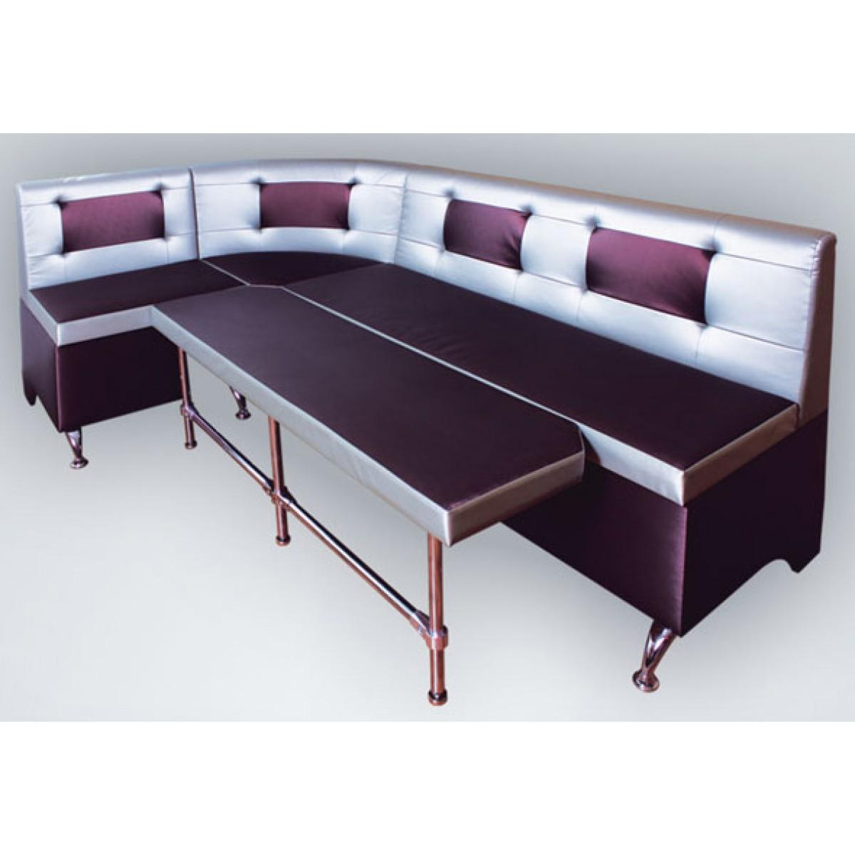 Пример уголка со спальным местом