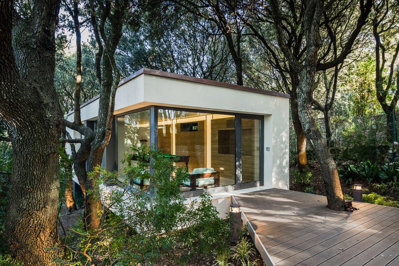 дом в лесах сассари1