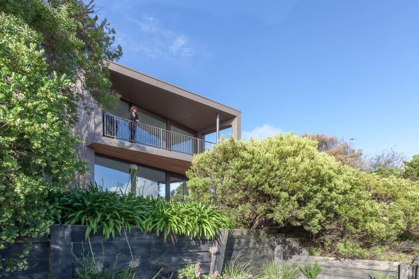 пляжный дом с видом на залив2