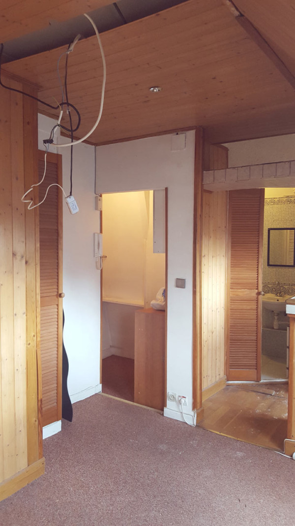 старая квартира в мансарде19