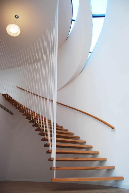 необычные современные лестницы13