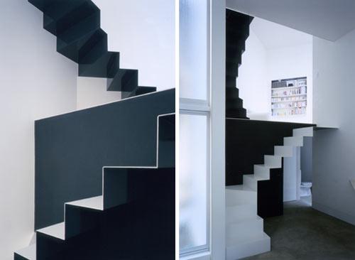 необычные современные лестницы17