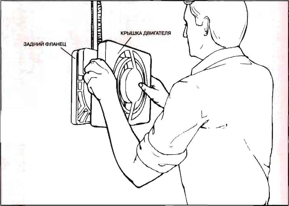 Метод установки вентилятора