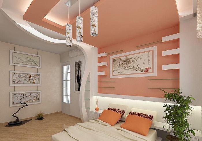 Стандартное освещение для потолков из гипсокартона