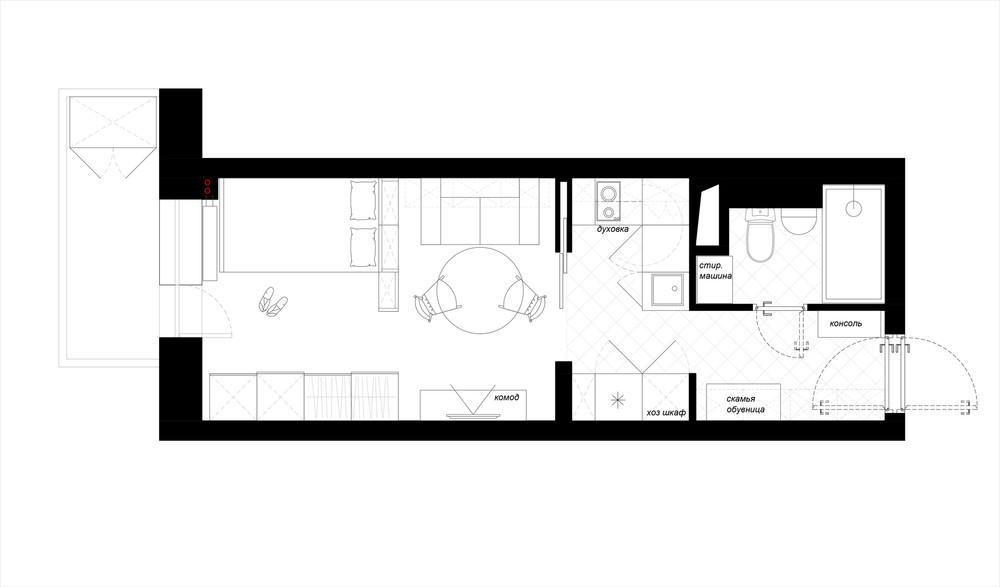 Дизайн план кухни 12 метров квадратных
