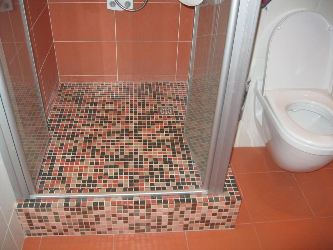 Как из туалета сделать душевую кабину и туалет 975