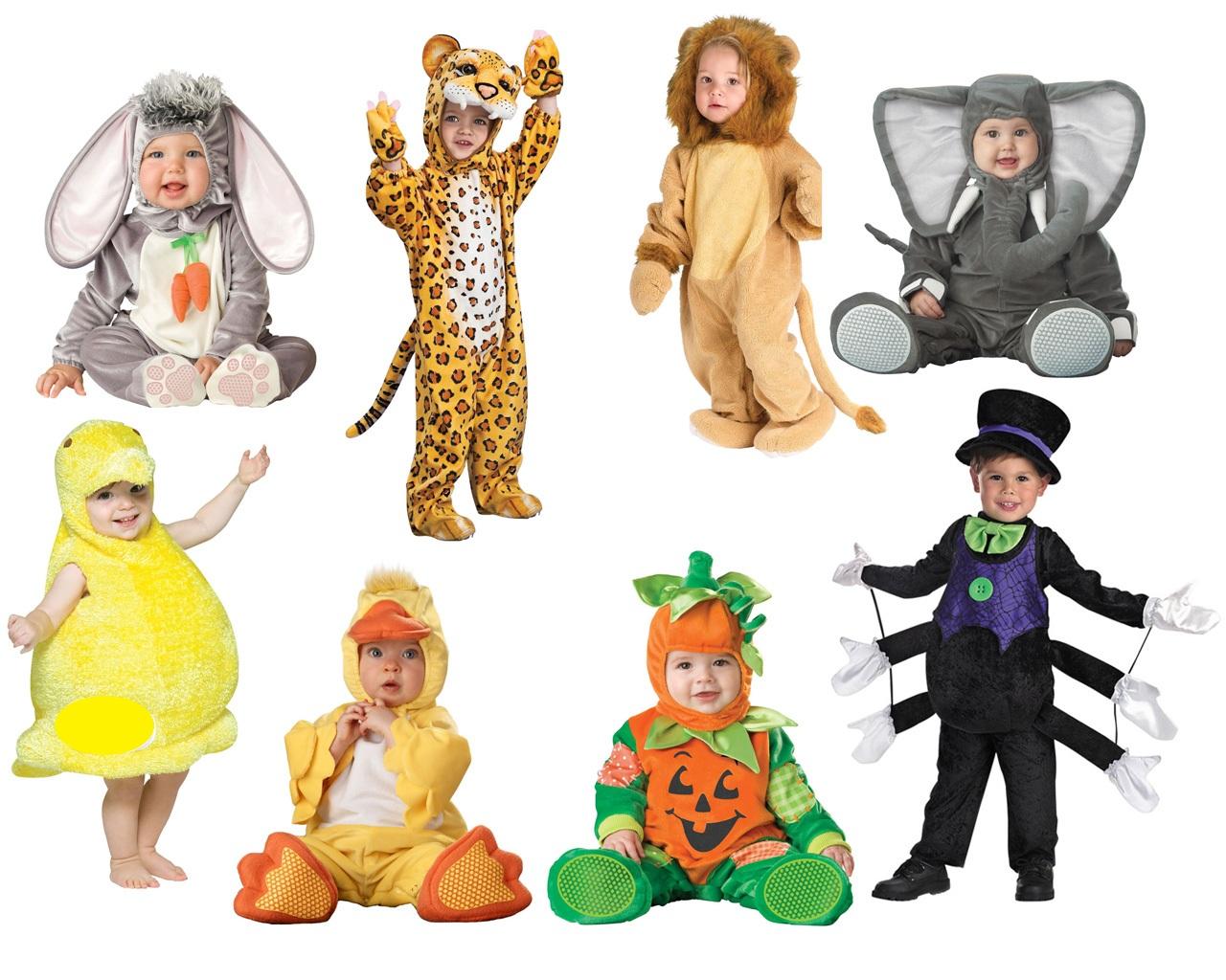 Детские новогодние костюмы