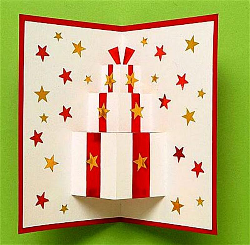 Стоит отправить, новогодние открытки своими руками 3д