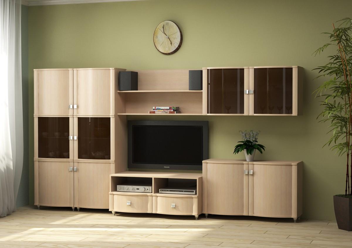 Нельзя выбирать мебельный гарнитур только по красоте