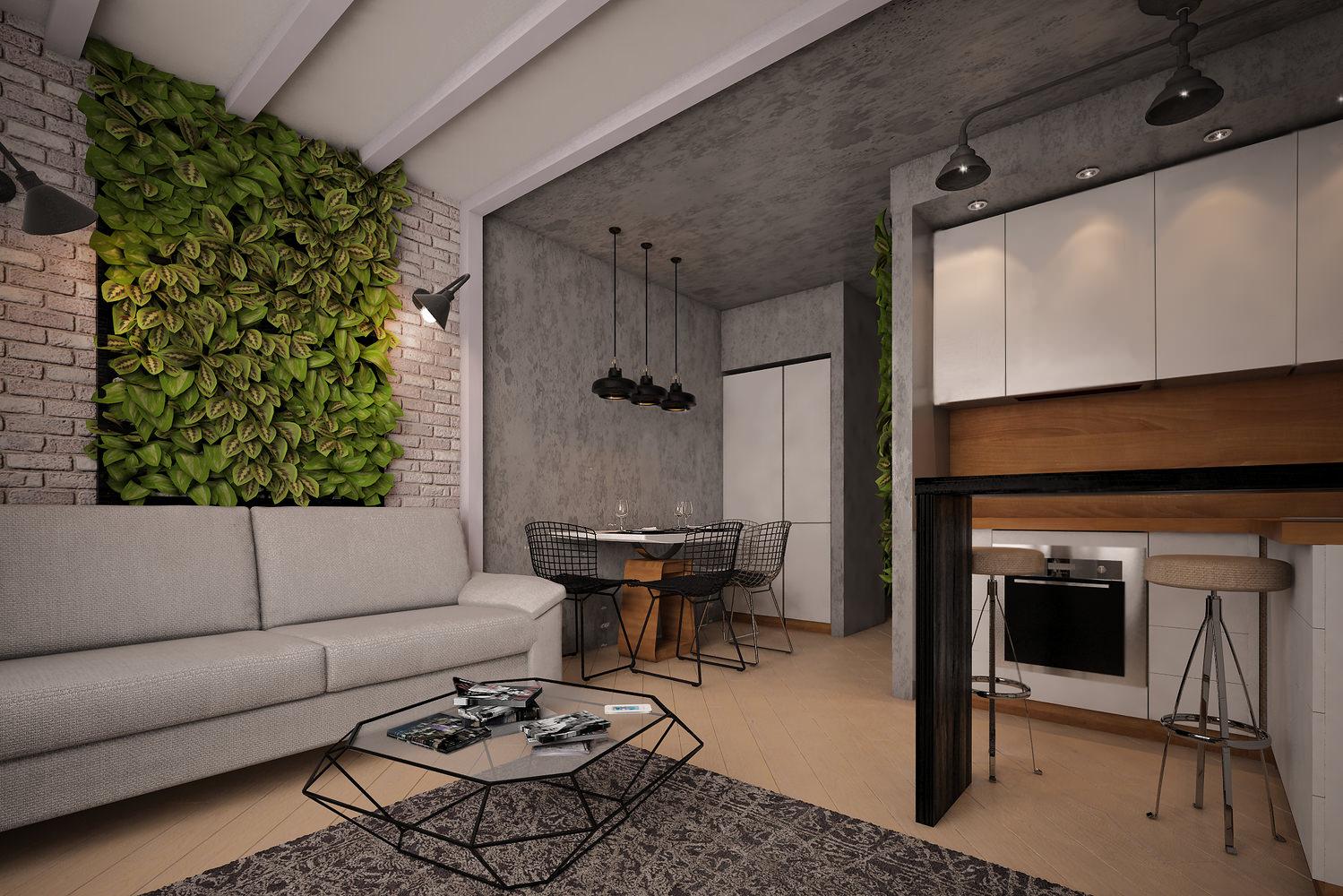 Стиль небольшого жилья