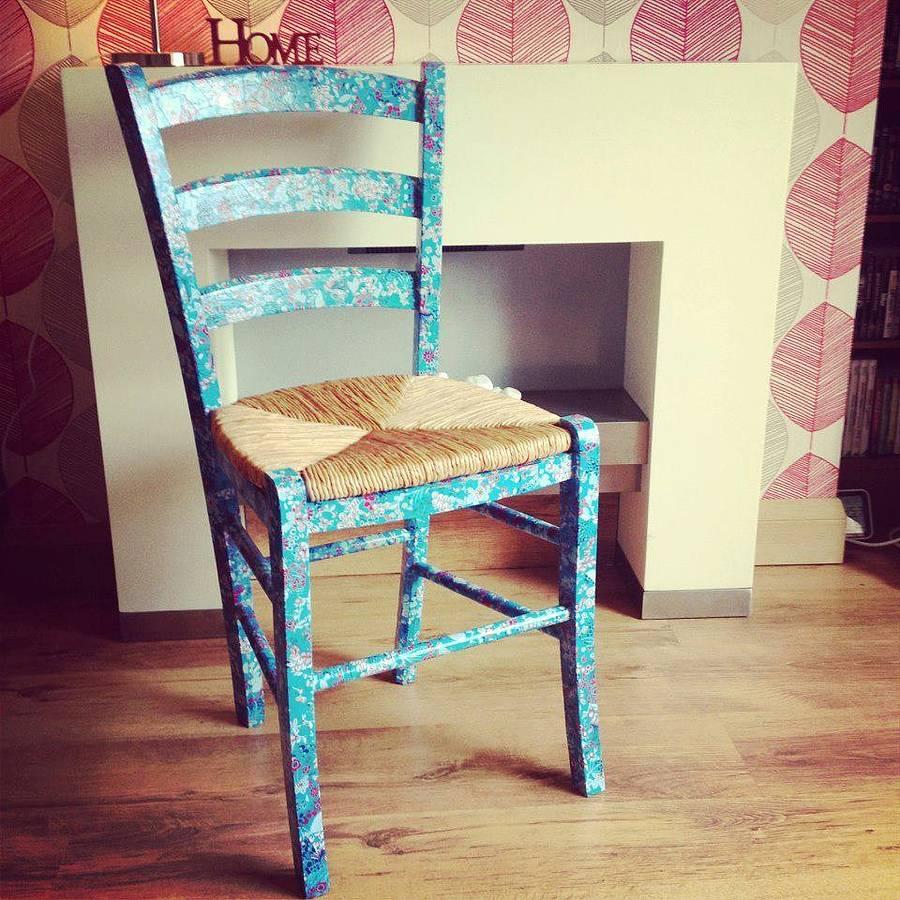Декопач может совершенно преобразить мебель, придав ей старинный вид