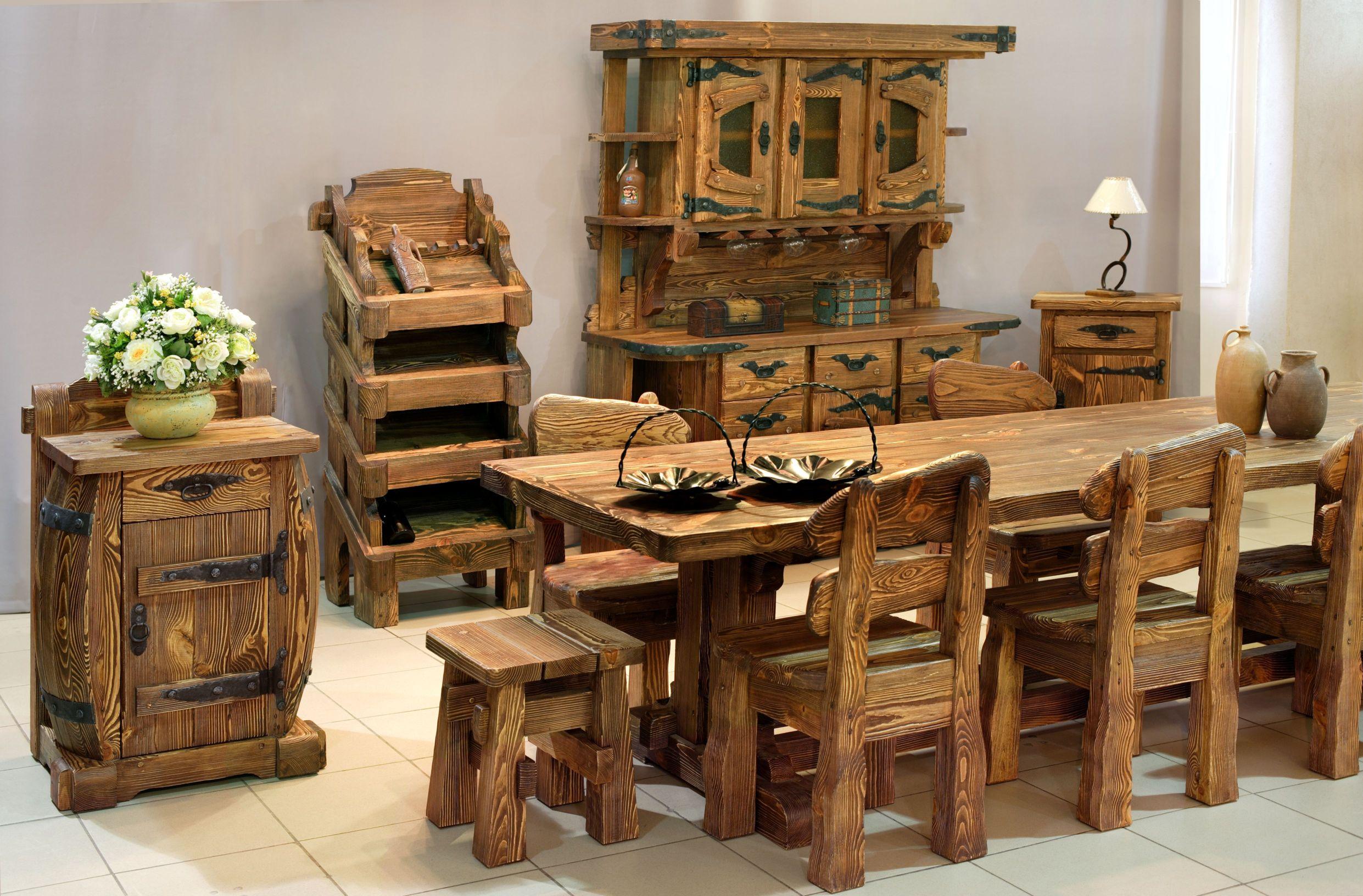 Мебель своими руками из дерева цена