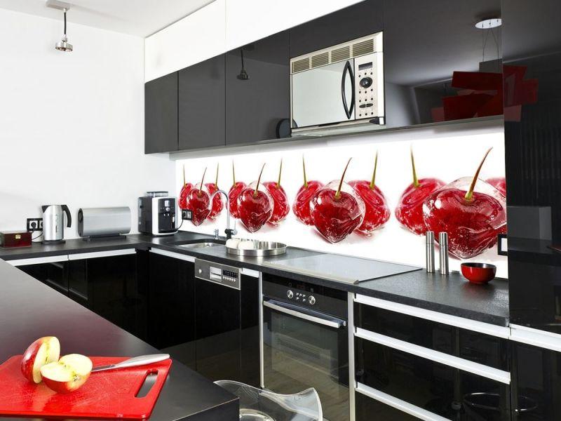 Кухонный фартук из пвх панелей фото