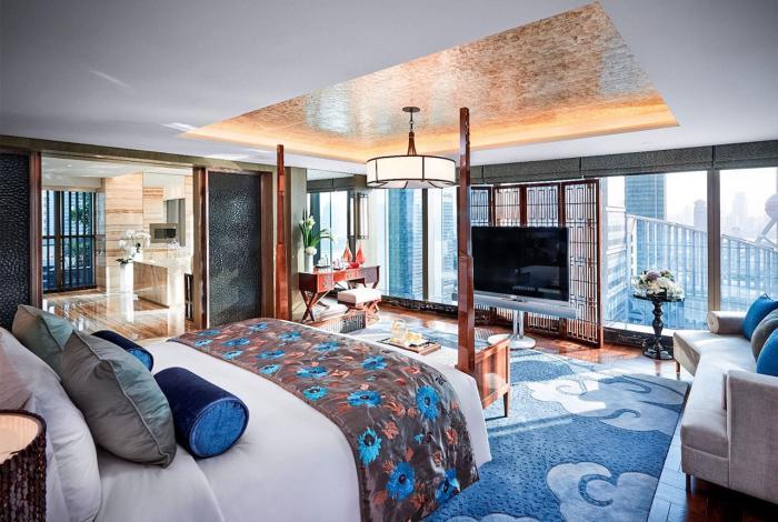 Дизайн спальни 2017 года: фото современных идей