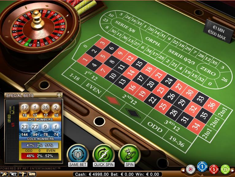 Слоты с возможностью играть в рулетку на деньги