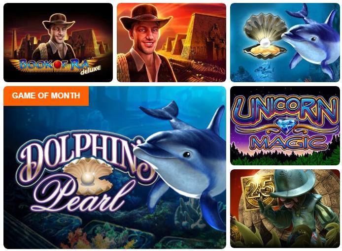 Азартные игры казино Spin City без регистрации