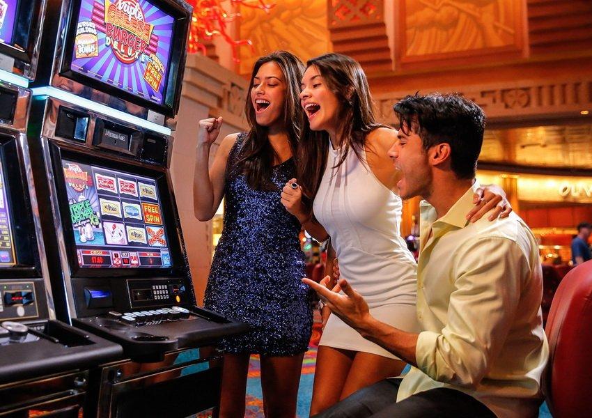 Лучшие игровые автоматы в казино Рокс для вас