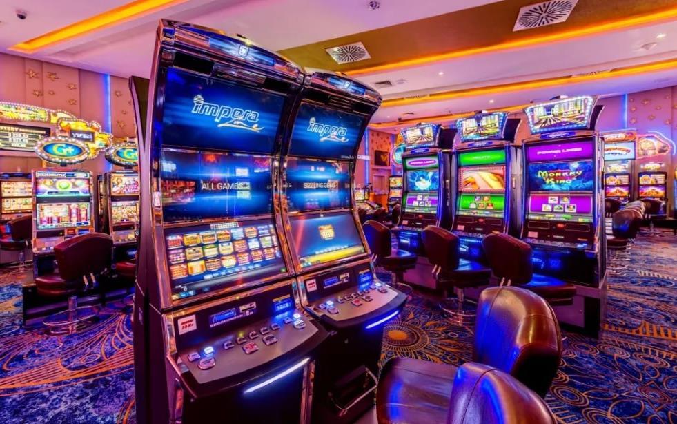 Открытый доступ на лучшие игровые автоматы казино Фараон