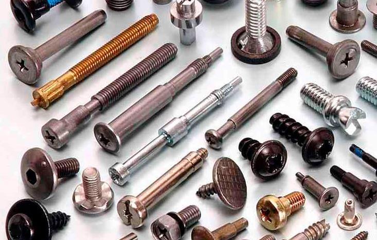 Строительный крепеж: основные виды и характеристики